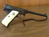 Colt Pre- Woodsman 22LR Pistol - 1 of 8