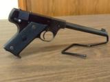 High Standard Model B .22 LR Pistol - 1 of 6