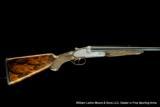 F.LLI PIOTTI, Double Rifle, Back Action SLE Express, .500 NE