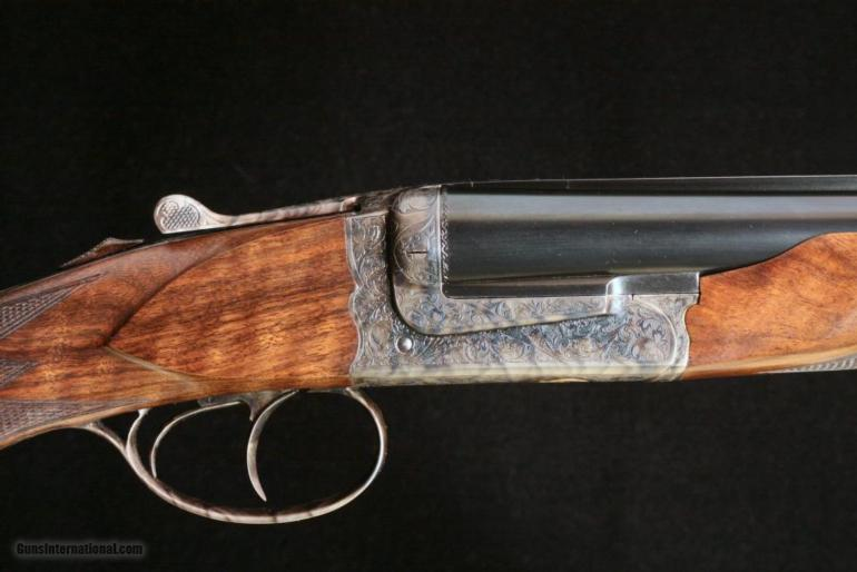 CHAPUIS, Double Rifle, Safari Express EL, .470 NE