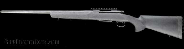 FN Patrol Bolt Rifle	Bolt Action	.308 win