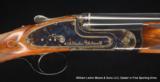 Abbiatico & Salvinelli FAMARS Jorema Boss type sidelock O/U 28ga - 1 of 6