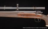 NIEDNER RIFLE COCustom 1896 Springfield Varmint rifleBolt Action.219 Zipper- 3 of 5