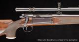 NIEDNER RIFLE COCustom 1896 Springfield Varmint rifleBolt Action.219 Zipper- 4 of 5