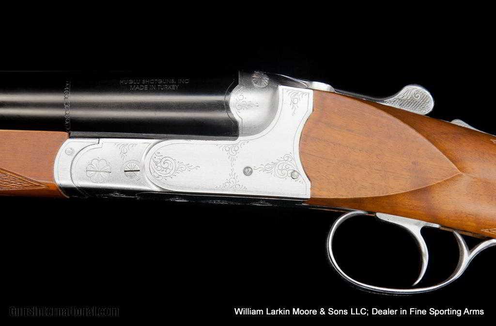 HUGLU Model S1 12Ga, Single Trigger, Choke tubes ANIB for sale