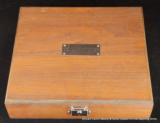 BROWNING HI POWER Centennial Edition 1878-1978 9mm Nickel in walnut presentation case - 5 of 5