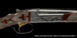 CSMC WINCHESTER MODEL 21 PIGEON GRADE GRADE 6 ENGRAVING MULTI-GAUGE SET 28/ 410/ 20 GA