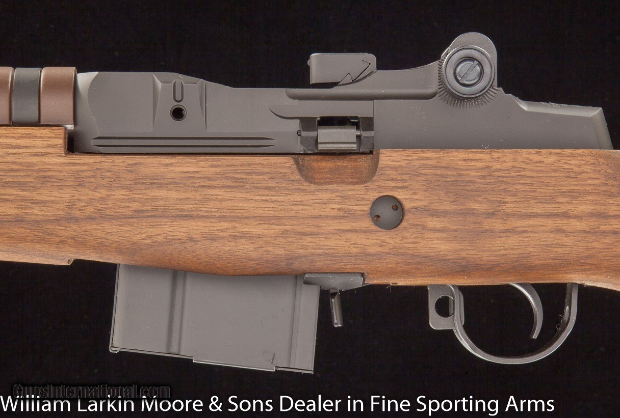 SPRINGFIELD ARMORY Model M1A National Match Stainless  308