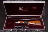 KRIEGHOFF Classic Safari Multi barrel Rifle / Shotgun set .470 NE and 20ga 3