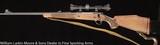 SAKO AV LH .375 H&H Redfield 2x7 scope in factory Sako rings, Sights, Sling