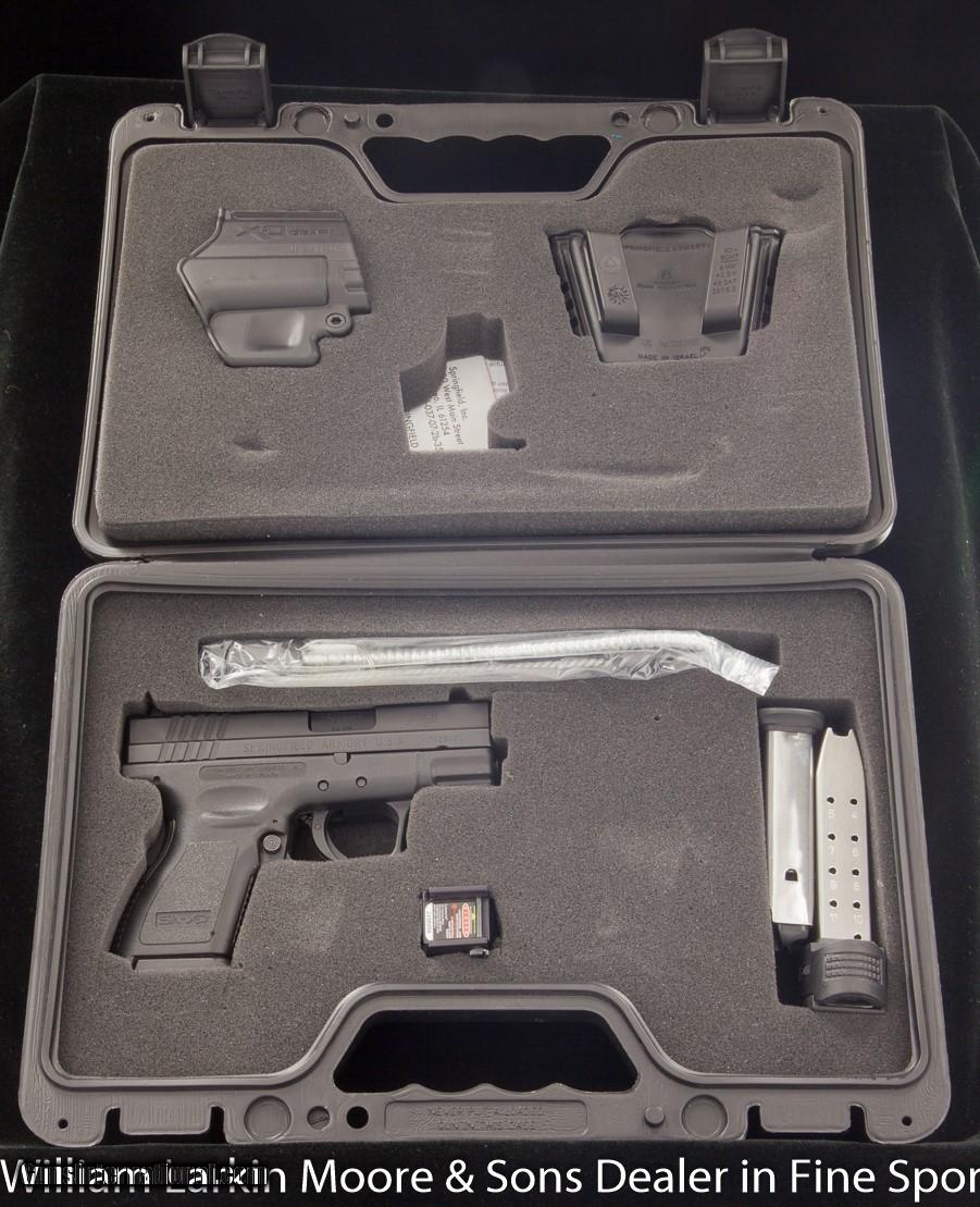 SPRINGFIELD ARMORY XD 40 Sub Compact Kit, Laser sight