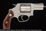 """SMITH & WESSON Model 60-9 Ladysmith .357 mag 2"""" Stainles factory pouch Pre-lock AS NEW"""