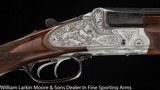 FW HEYM Model 54 Two barrel set ,Double Rifle & O/U shotgun, 20ga & 7x57r
