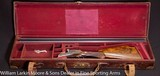 "WC SCOTT ""The Premier Gun"" Best quality SLE 12ga 30"" Cased Excellent Mfg 1900"