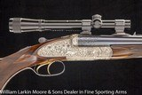 RODDA & CO. MODEL DE-LUXE SLE EXPRESS DOUBLE RIFLE .450/400 NE
