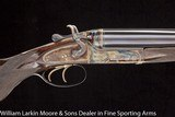 THOMAS BLAND HAMMER EXPRESS DOOUBLE RIFLE .470 NE CASED