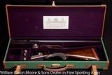 MANTON & CO Deluxe Boxlock Express .470 NE Cased Cica 1910