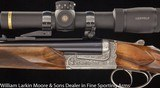 CHAPUIS Model Brousse .470 NE with Leupold VX5HD illuminated 1.5x5 scope in QD mounts Cased NEW - 5 of 9
