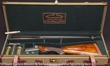 WILLIAM EVANS (London) Best Quality Boxlock Ejector Express .470 NE All extras cased Mfg 1926