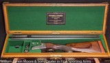 CG BONEHILL BLE Express .577NE Cased in O&L Like new condition Mfg 1903 - 1 of 8