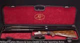 CHAPUIS RGEX Series III Two barrel multi-caliber set .22 Hornet & .30-30 win Cased NEW