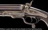 JOHN RIGBY & CO Underlever Hammer Express, 10 bore rifle, Mfg 1876 Very nice! - 3 of 6