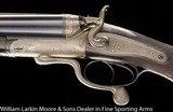 A. HOLLIS & SON Underlever Hammer Nitro Express .470 NE Mfg 1907 - 3 of 6