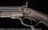 "WILLIAM POWELL Underlever Hammer Express .500 3"" Mfg 1876 - 3 of 6"