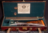 HOLLAND & HOLLAND 8 BORE HAMMER EXPRESS DOUBLE RIFLE - 1 of 8