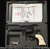 """Ruger New Model Blackhawk .357mag 5"""" Blue Action tuned ABS case - 2 of 6"""