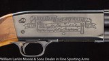 """ITHACA Model 37 Featherlight Deluxe Bicentennial 1776-1976 12ga 28"""" M AS NEW in presentation case - 6 of 8"""