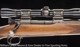 WINCHESTER Pre 64 Model 70 .257 Weatherby mag re-chambered from .257 Roberts, 4x Weaver scope, Pre war - 4 of 6