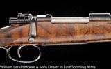 """WJ JEFFERY Mauser Full stock Carbine 8x57 Fancy wood, 20"""" barrel - 3 of 6"""