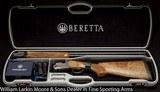 "BERETTA Model 693 Sporting 12ga 30"" Cased AS NEW"