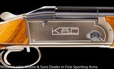 "KRIEGHOFF K80 Doubles Trap, 12ga 30"",