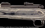 WINCHESTER Model 70 Coyote Stainless Laminated .325wsm AS NEW, 2 boxes of Winchester ammo included - 4 of 6