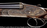 "F.LLI PIOTTI Model King No.1 20ga 27"" LtM&IM, Fancy Turkish walnut, Factory leather case - 5 of 8"