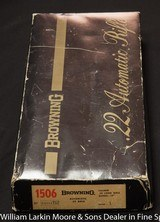 BROWNING SA22 .22LR Mfg in Belgium, As NEW, Box & booklet, Mfg 1973 - 2 of 8