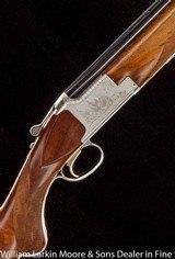BROWNING Superposed B125 Grade B2 12ga 70cm Invector, Hand engraved, Mfg 1989, Box