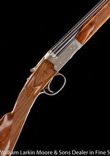 "WINCHESTER Model 23 Golden Quail .410 25.5"" M&F, #255 of 500 made, Cased, AS NEW IN CASE"