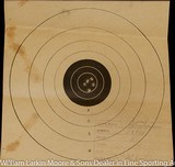 "COLT Woodsman 1st Model Target 6.5"" Blue, Patridge sight, Hi Speed, Original box papers and test target, Mfg 1931 AS NEW - 3 of 9"