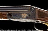 """PARKER REPRODUCTION A1 Special Special Order """"The Golden Retriever"""" 12ga 26"""" IC&M, Cased in O&L with overcase, AS NEW UNFIRED - 7 of 12"""