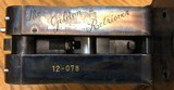 """PARKER REPRODUCTION A1 Special Special Order """"The Golden Retriever"""" 12ga 26"""" IC&M, Cased in O&L with overcase, AS NEW UNFIRED - 2 of 12"""
