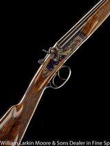 """FAUSTI Classico WLM Hammer gun 28ga 30"""" M&F, Upgraded Turkish walnut, Dlx ABS case NEW"""