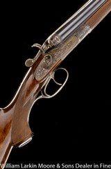 "Jos. Hambrusch (Ferlach Austria) Hammer 12ga 28"" F&F, Extra light weight at 6#4oz, Unbelivable original condition, Mfg 1925"