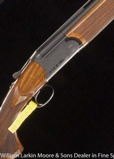 """RIZZINI B BR110 Sporting 12ga 32"""" Extended chokes, ABS case, NEW"""