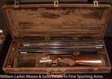 BROWNING Citori Grade VI 4 barrel skeet set 12, 20, 28 & 410, Factory case, Mfg 1990 - 8 of 10