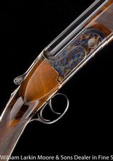 """RIZZINI B Upland EL Classic 12ga 28"""" IC&M, DT, Straight grip, Solid rib, Upgraded wood, Checkered butt, Cased"""