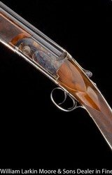 """RIZZINI B Upland EL Classic 12ga 28"""" IC&M, DT, Straight grip, Solid rib, Upgraded wood, Checkered butt, Cased - 10 of 10"""