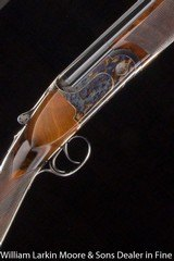 """RIZZINI B Upland EL Classic 12ga 28"""" IC&M, DT, Straight grip, Solid rib, Upgraded wood, Checkered butt, Cased - 8 of 10"""